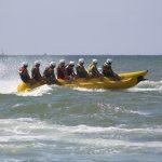 Banaanvaren in Enkhuizen? Ja! Van Stek Watersport & Fun