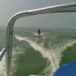 Wakeboarden in Enkhuizen bij van Stek Watersport & Fun