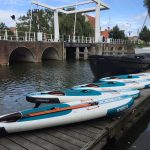 Suppen in Enkhuizen doe je bij van Stek Watersport & Fun
