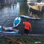 Waterpret in Enkhuizen. Ook voor de kleintjes. Van Stek Watersport & Fun