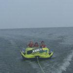 Funtuben in Enkhuizen bij van Stek Watersport & Fun