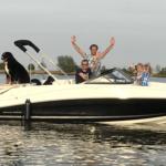 Speedboot of sportboot Enkhuizen? van Stek Watersport & Fun